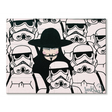 The Wanted Band - plakat